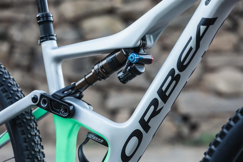 Блог компании Ювента Спорт: Первый взгляд на Orbea Occam - Лёгкий, Быстрый и Задорный Трейлбайк.