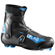 Ботинки лыжные SALOMON S-LAB CARBON SKATE PROLINK