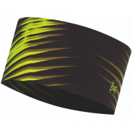 Повязка BUFF CoolNet® UV+ Headband Optical Yellow Fluor
