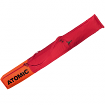 Чехол  ATOMIC DOUBLE SKI BAG  Red/BRIGHT RED