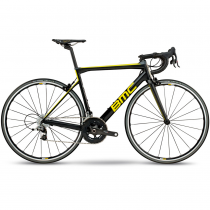 Велосипед шоссейный BMC Teammachine SLR01 TWO Carbon/Yellow/Grey