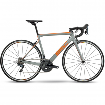 Велосипед шоссейный BMC Teammachine SLR02 ONE Grey/Orange/Black Ultegra