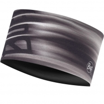 Повязка BUFF HEADBAND EFFECT LOGO GREY