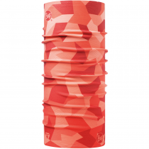 Бандана BUFF THERMONET BLOCK CAMO FLAMINGO PINK