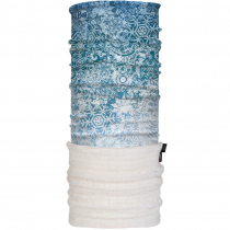 Бандана Buff POLAR THERMAL FAIRY SNOW TURQUOISE