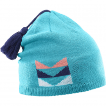 Шапка ESCAPE BEANIE Blue Bird/Fluo Cora