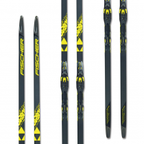Лыжи FISCHER TWIN SKIN CARBON MED  IFP