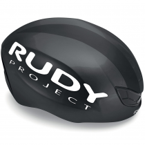 Шлем Rudy Project BOOST PRO BLACK SHINY - WHITE MATT L