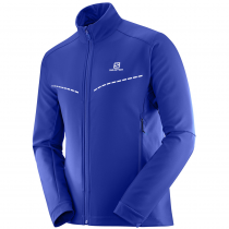 Куртка SALOMON AGILE SOFTSHELL  M Surf The Web
