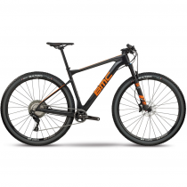 Велосипед MTB BMC Teamelite 02 ONE SLX/XT Carbon/Orange/Grey