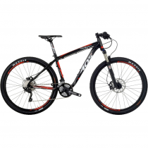 Велосипед MTB Wilier 405 XB Mix XT Black/Red Matt