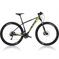 Велосипед MTB Wilier 505 XN XT Mix'16 Black/Yellow Fluo