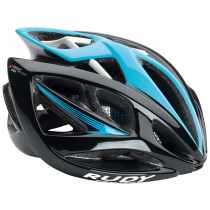 Каска Rudy Project AIRSTORM BLACK-BLUE SHINY L