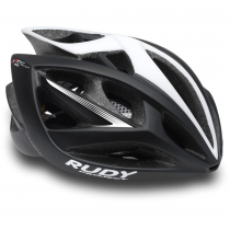 Каска Rudy Project AIRSTORM BLACK/WHITE MATT S-M