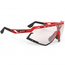 Очки Rudy Project DEFENDER Fire Red Gloss - Impact Photochromic 2Laser Red