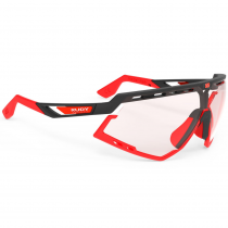 Очки Rudy Project DEFENDER Gloss Black/Bumpers Red - Impct Photochromic 2Red