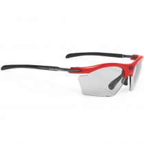 Очки Rudy Project RYDON SLIM Fire RED Gloss - ImpctX Photochromic 2Black