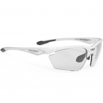 Очки Rudy Project STRATOFLY White Carbonium - ImpctX Photochromic 2Black