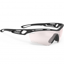 Очки Rudy Project TRALYX Black Matt - IMPACTX Photochromic 2Laser Red