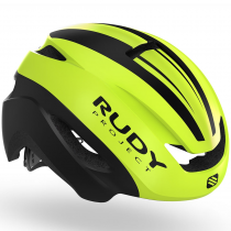 Шлем Rudy Project VOLANTIS Yellow Fluo - Black Matt S-M