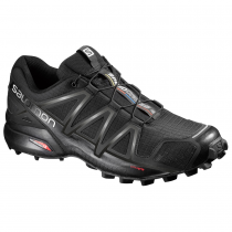 Кроссовки SALOMON SPEEDCROSS 4 BLACK