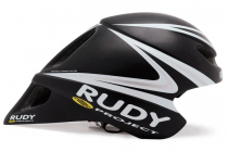 Шлем Rudy Project CHRONO WINGSPAN BLACK/WHITE/SILV UNISIZE