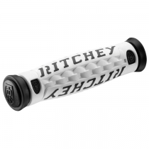 Грипсы MTB Ritchey True grip Pro TG6 бел./черн.