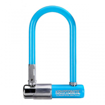 Замок велосипедный Kryptonite U-locks Kryptolok Mini-7 LT.BLUE