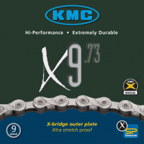 Цепь KMC  X-9.73 9V -116 links