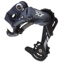 Перекл. задн. Sram ESP X.7 Carbon Gray'11 Long 10V