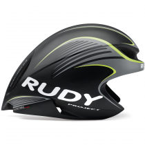 Шлем Rudy Project WING57 BLACK/YELLOW FLUO MATT S-M