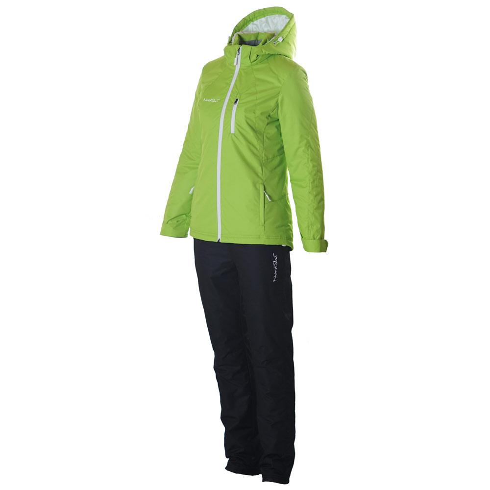Лыжный костюм женский утепленный