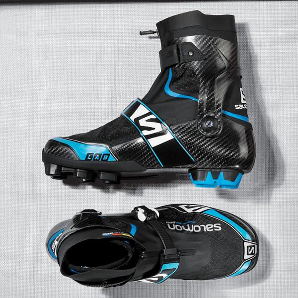 лыжные ботинки соломон купить в москве