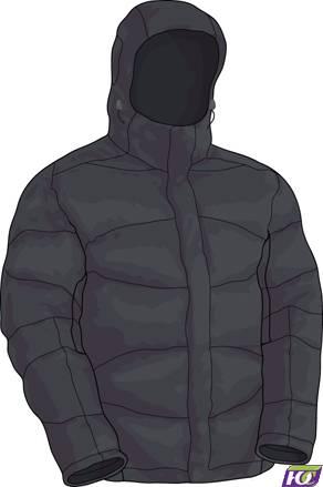 Мужская - Куртки, ветровки, пуховики - ADIDAS.